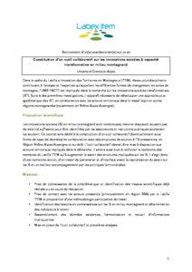 Date butoir proposition de communication 9e Colloque international de l'AFEP et de l'IIPPE